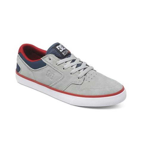 DC Shoes Nyjah Vulc SE grey white