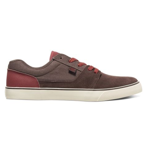 DC SHOES - Tonik chocolate - Scarpe basse