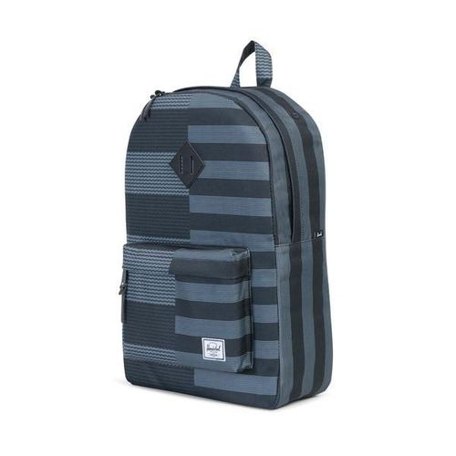 HERSCHEL HERITAGE BACKPACK ROUTES BLACK 21,5 litri