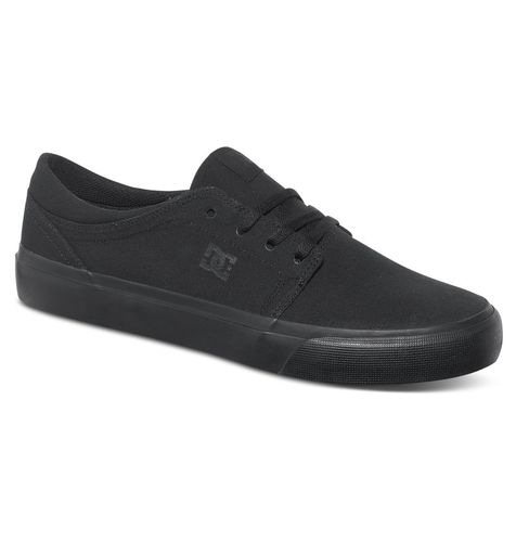 DC Shoes - Trase TX - BLACK