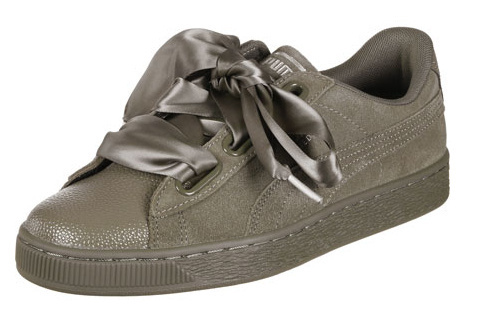 PUMA - Suede Heart Bubble Wn's Bungee Cord-Bung