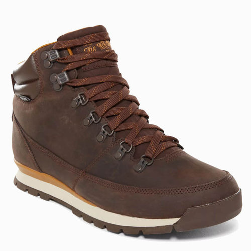 The North Face in pelle UOMO BACK-TO-BERKELEY REDUX brown