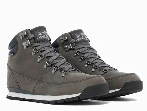 The North Face in pelle UOMO BACK-TO-BERKELEY REDUX grey